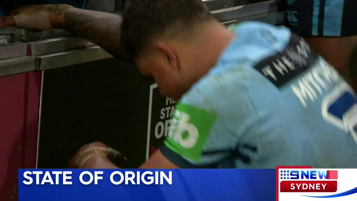 NRL: @NSWRL skipper Boyd Cordner insists the Blues have picked the right team to beat QLD, despite the omission of star centre Latrell Mitchell. @Danny_Weidler #9News