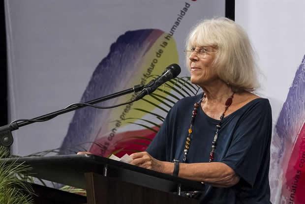 """FALLECIÓ la socióloga y activista chilena Marta Harnecker (1937-2019), autora de más de sesenta libros, además de los """"Cuadernos de Educación Popular"""""""