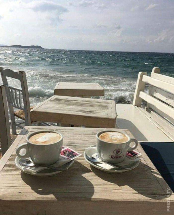 Маникюру, картинки с добрым утром у моря любимый