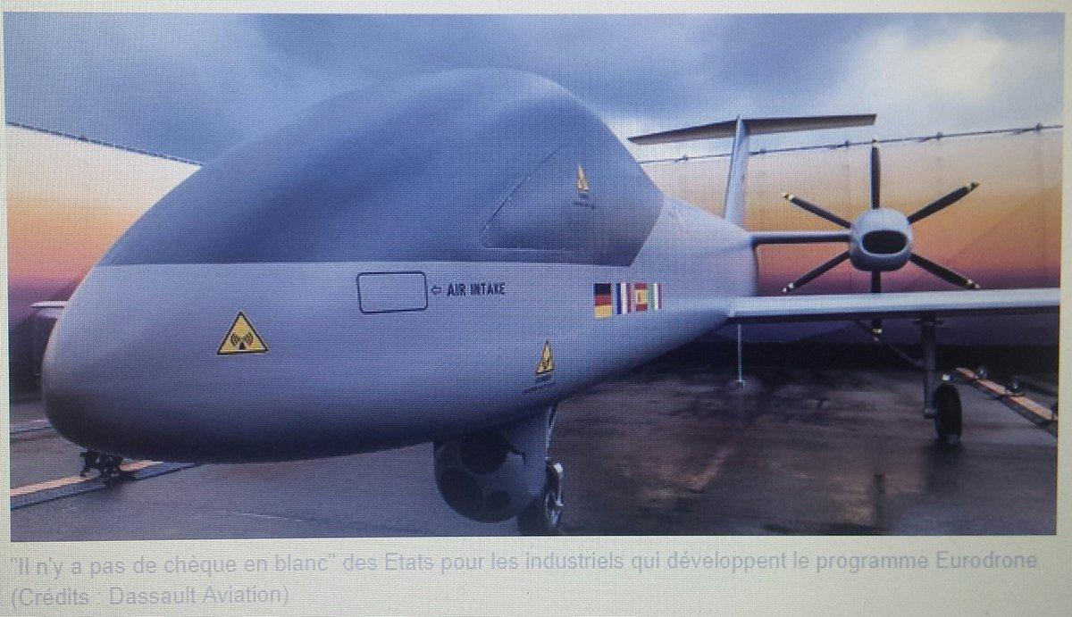 #Europe #MALE Un drone à 2 milliards ? Dur à vendre. ... https://t.co/HavKRAsRsF