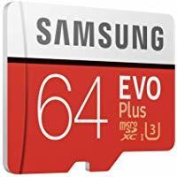 Samsung EVO Plus Grade 3, Class 10 64GB MicroSDXC 100 MB/S Memory Card with SD Adapter (MB-MC64GA/IN) <br>http://pic.twitter.com/HS6ku3ePtK