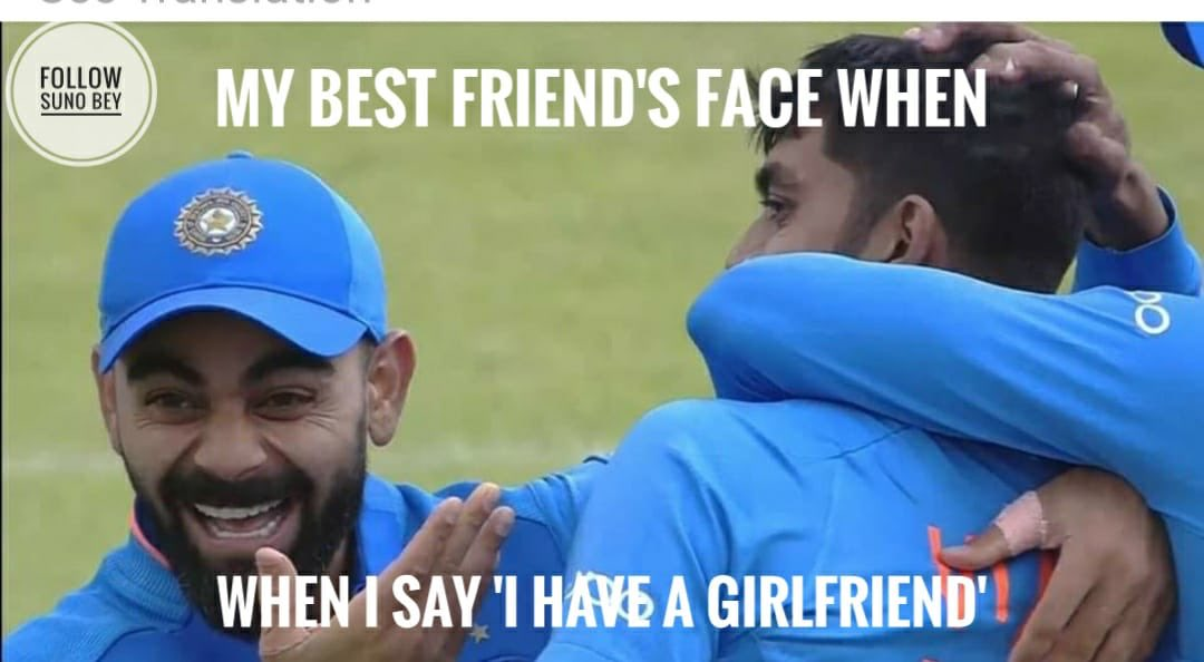 The reaction we all can relate to!!#IndiavPakistan #INDvPAK #friend #BestFriend #funny #humour #WorldCup2019 #india #Pakistan