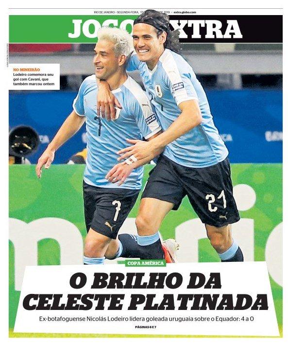 @Jogo_Extra's photo on Copa América