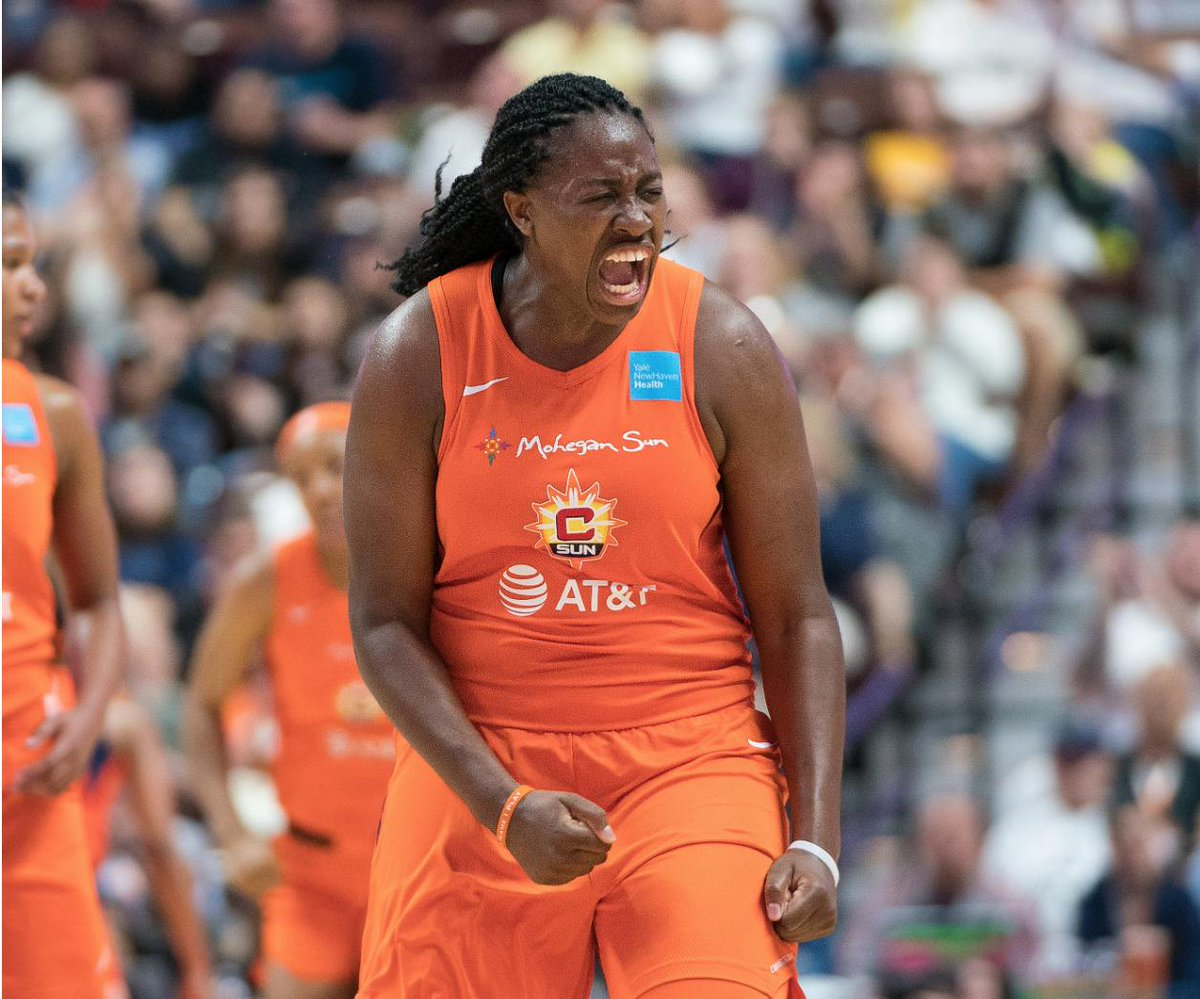 Good morning! Our own @NatalieHeavren was in Uncasville, and has your @ConnecticutSun takeaways. Recent play has them feeling like #WNBA https://highposthoops.com/2019/06/17/connecticut-sun-takeaways-seattle-storm-stricklen/ …