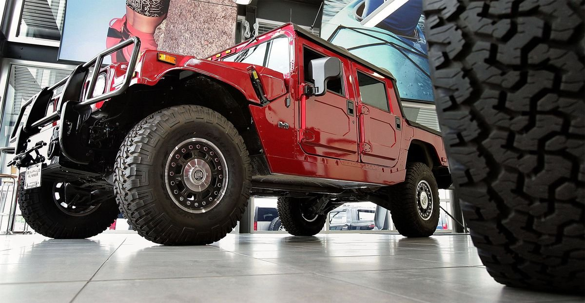 Hummer: NEW: GM may bring the Hummer back to life -- as an ...