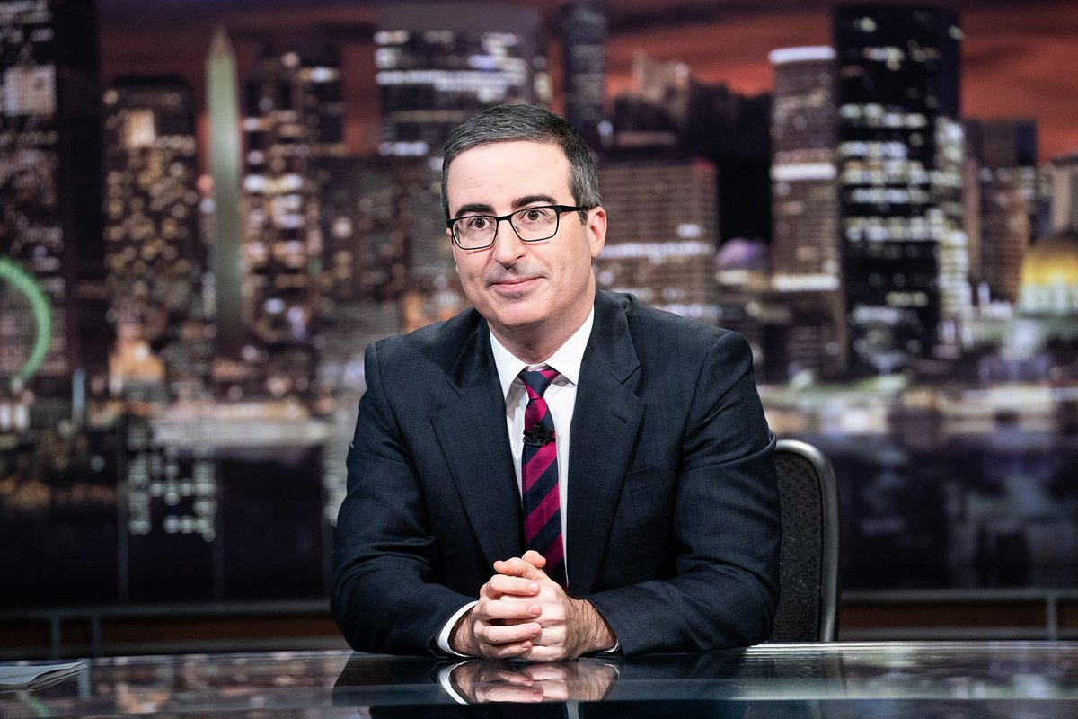 John Oliver calls for impeachment of Trump: 'No one is above the law' http://bos.gl/uTGifdi