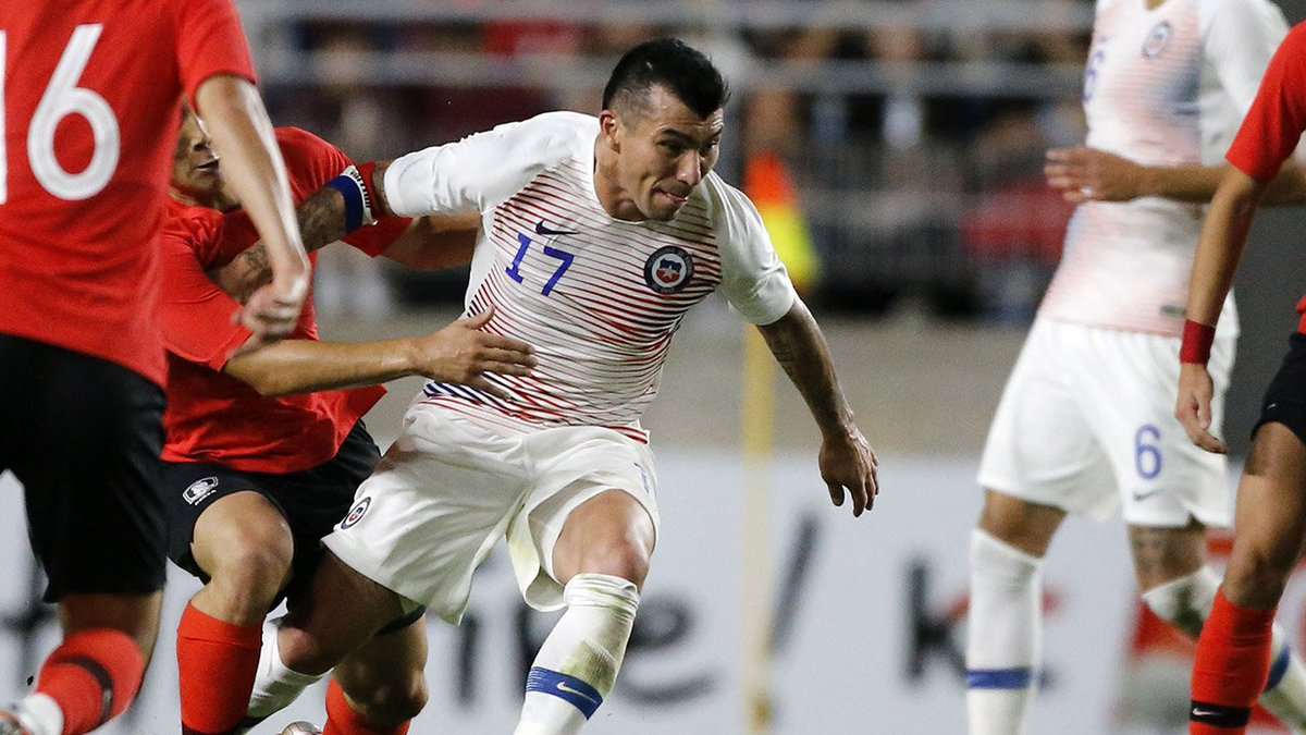 @FOXSports_Chile's photo on Copa América