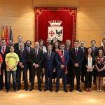 Image for the Tweet beginning: Rafael Sánchez, nuevo alcalde de