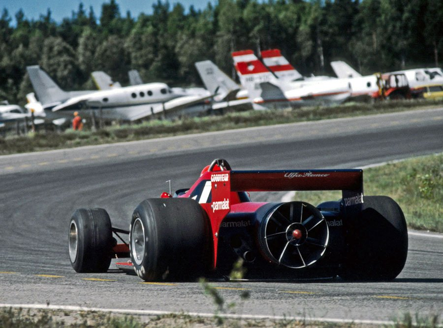 #OnThisDay Niki Lauda won the 1978 Swediesh Grand Prix in a