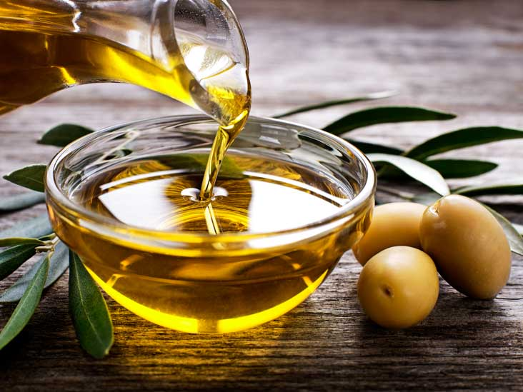 Add Olive Oil To Your Diet. Research has found that those eating an olive oil-rich diet had 30% fewer instances of heart attacks and strokes, as well as improved lipid & cholesterol levels, glucose control + lower blood pressure.   #healthyfat #hearthealth #mondaymotivation