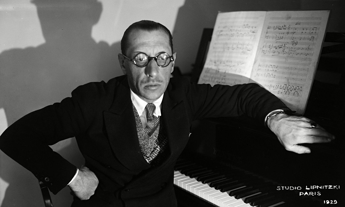 #Today in 1882 Birth of Russian-American #composer Igor #Stravinsky. #MusicHistory #classicalmusic<br>http://pic.twitter.com/Jh6kOBmulb