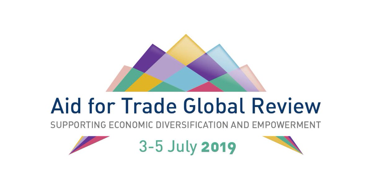 Co-organized w/ @JapanMissionGE, the session on 3 July will discuss how Official Development Assistance (ODA) can best address key bottlenecks in mobilizing public&private investment to support #manufacturing capacity in #Africa.   More: https://bit.ly/2ZlSfaW  #aid4trade