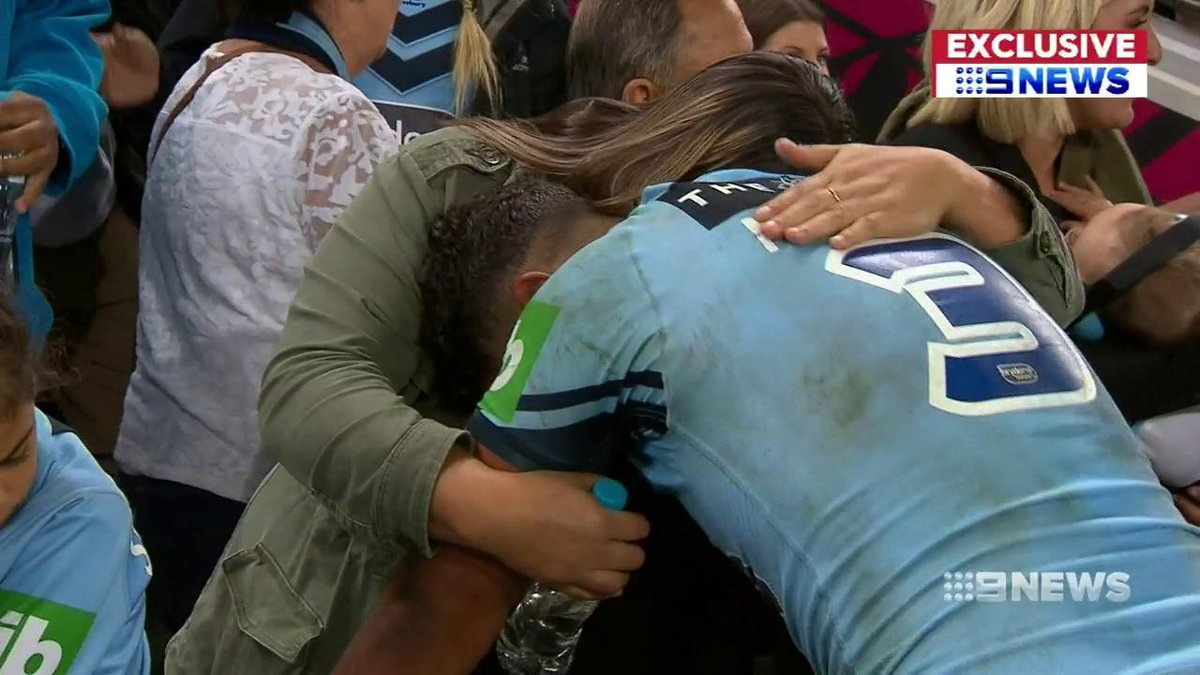 NRL #EXCLUSIVE: Latrell Mitchell's dumping from the @NSWRL has left many fans scratching their heads, and now his mother reveals the personal tragedy which led up to his shock omission. @Danny_Weidler #9News