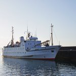 Image for the Tweet beginning: 17/06/19 @09:45 Scillonian III departed