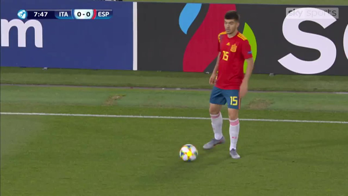 🇪🇸👌 What a goal this was from Dani Ceballos! No wonder Arsenal are trying their hardest to sign one of Spains hottest prospects! #AFC