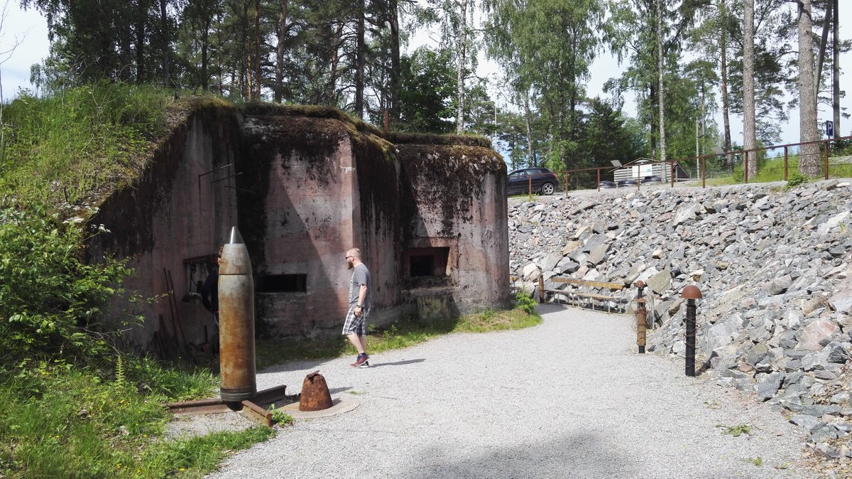 RT @LiveInFinland: Also visited the #BunkerMuseum in #Hanko on the weekend. #WWII #Finland https://t.co/5oekZzvP6T