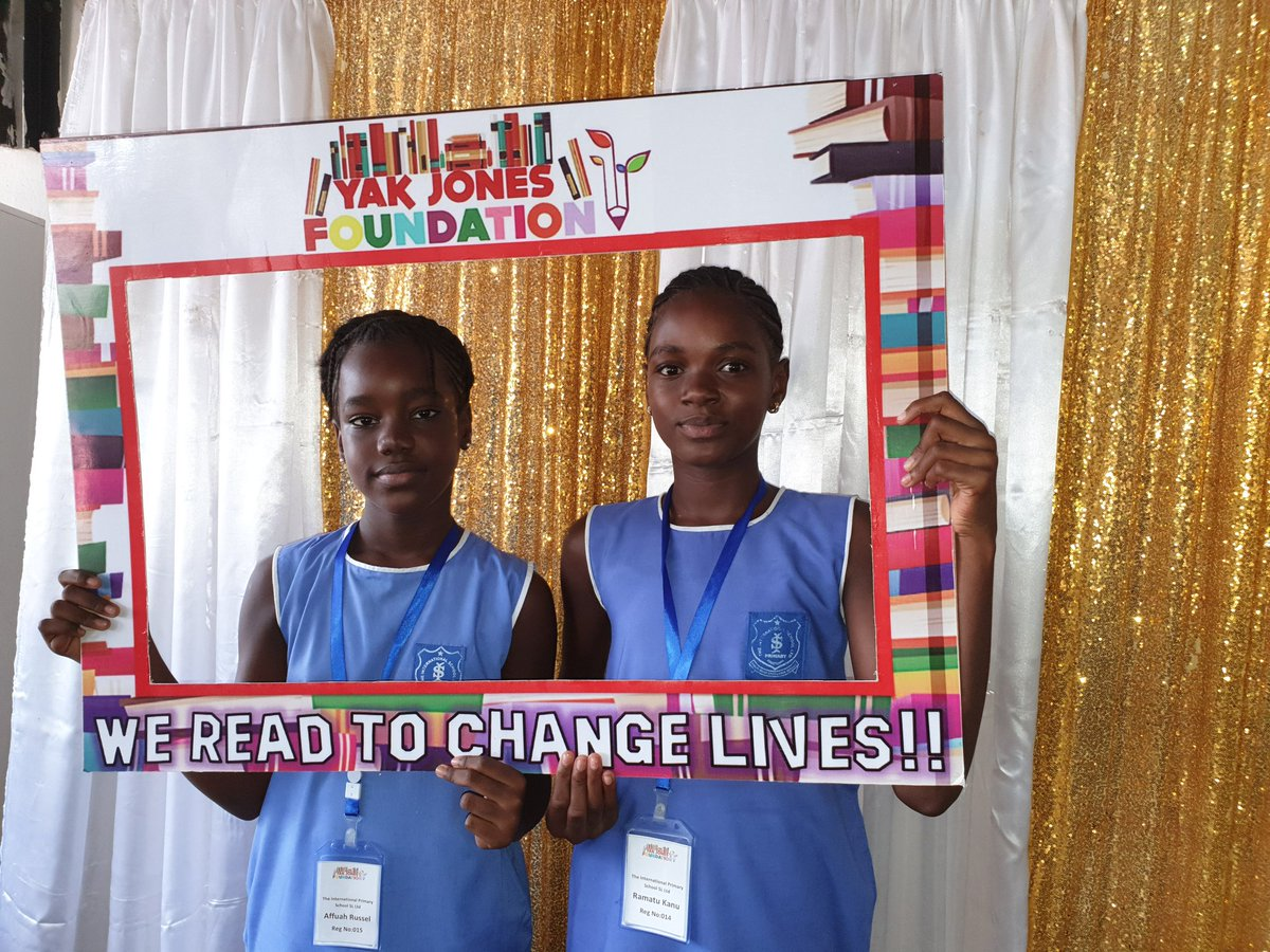 Allow us to flood your feed, as we count down to the finals of our ongoing Western Area Reading, Comprehension &Quiz Competition  2019. #InvestInPeople #sierraleone #wereadtochangelives #literacy #learningrevolution #SierraLeone #Freetown #HCP