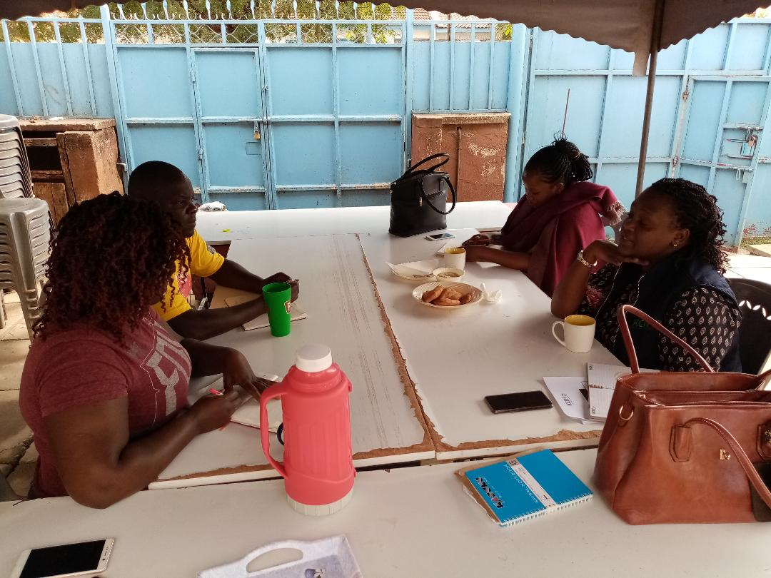 Thanks for visiting @KCDF #Employment and #Entrepreneurship #football #girls @StanChartKE @Women_Win @YetuOrg https://t.co/G87T8af3xa