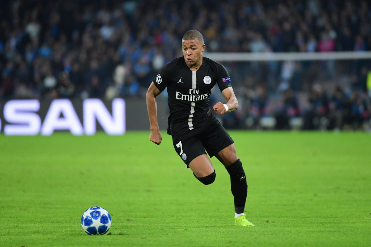 Kylian Mbappé Lottin - first team appearances, all competitions (AS Monaco, PSG & France)  180 Games 100 Goals 58 Assists  A goal or an assist every 79 minutes.   The 3-time French Champion and one-time World Champion was a teenager 6 months ago. Prodigious. <br>http://pic.twitter.com/vXp0GKWe13