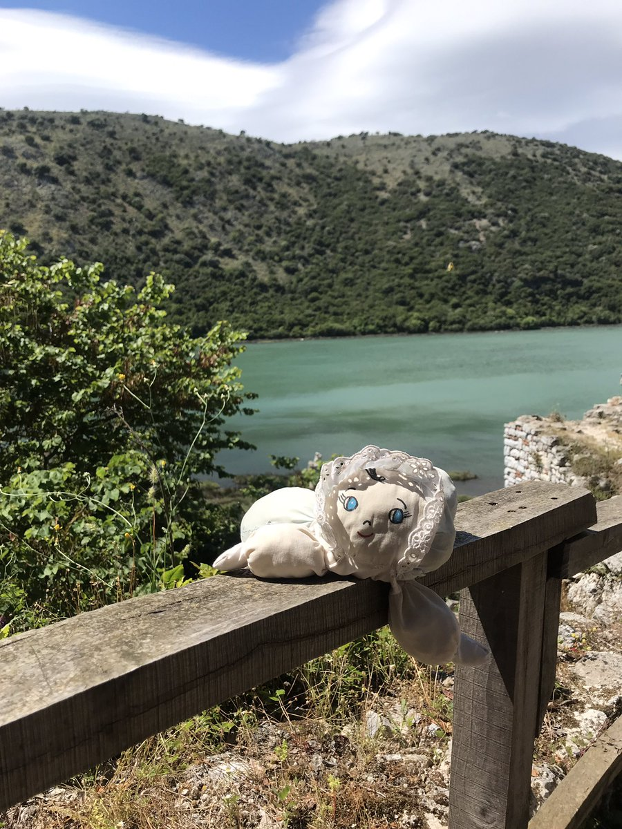 Albania was so beautiful ❤️ #nature #butrint #albania #holiday #aurinkomatkat #summer #travel #doll https://t.co/EnBGYFuWlX