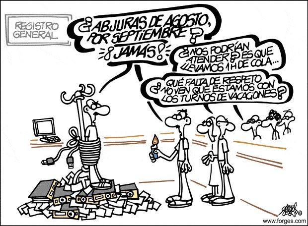 Viñeta publicada en @el_pais, en junio de 2009