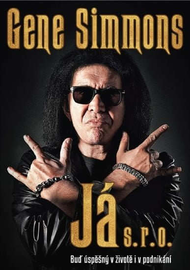 Zakladatel legendární rockové kapely Kiss, Gene Simmons, oplývá mnoha přednostmi. Na prvním místě ovšem musíme zmínit jeho skromnost, ta se pozná už z titulu jeho nové knihy: https://t.co/Wzvz53sytw #Kiss #rock #autobiografie #management https://t.co/lwBzM79tEl