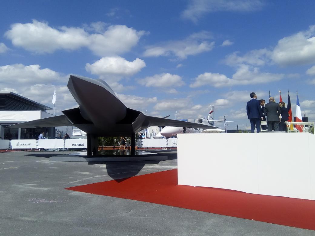 ألمانيا وفرنسا تتفقان على انتاج مقاتله الجيل السادس الاوروبيه FCAS D9QPZhBWwAAhaHD
