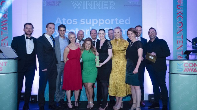 Congratulations to our award-winning UK&I Marketing team, who were recognised in two categor...
