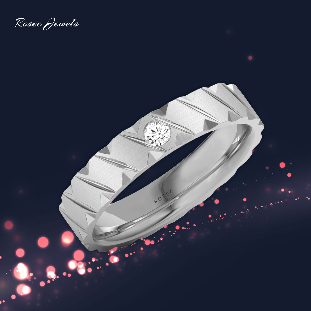 Celebrate your momentous infinity love day with ROSE_JEWELS. This new setting is a sparkling expression of true love. #Rosec #Rosecjewellery #trending #beinghumanjewellery #DAISEY #jewelleryblogger #CustomJewelry #gemporia #jewelleryaddict #LuxuryJewelry #focus #goldsmith #chanel