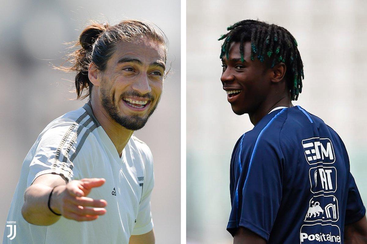 Esordio 🔝 per @Uruguay e @Vivo_Azzurro Under 21.  🗞 Il report dei bianconeri internazionali ➡️http://juve.it/E87p30oX91b