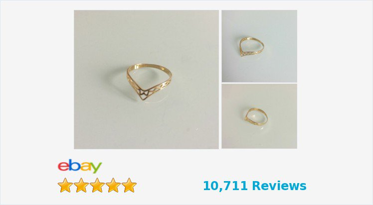 New Lightweight 9ct Gold Criss Cross Wishbone Ring - Sizes L - Q | eBay #9ct #gold #wishbone #ring #accessories #jewellery #fashion #style #bling #trends #giftsforher #giftideas #giftshop #beautiful #elegant #ebayseller #jewelry  https://www.ebay.co.uk/itm/312335322399 …