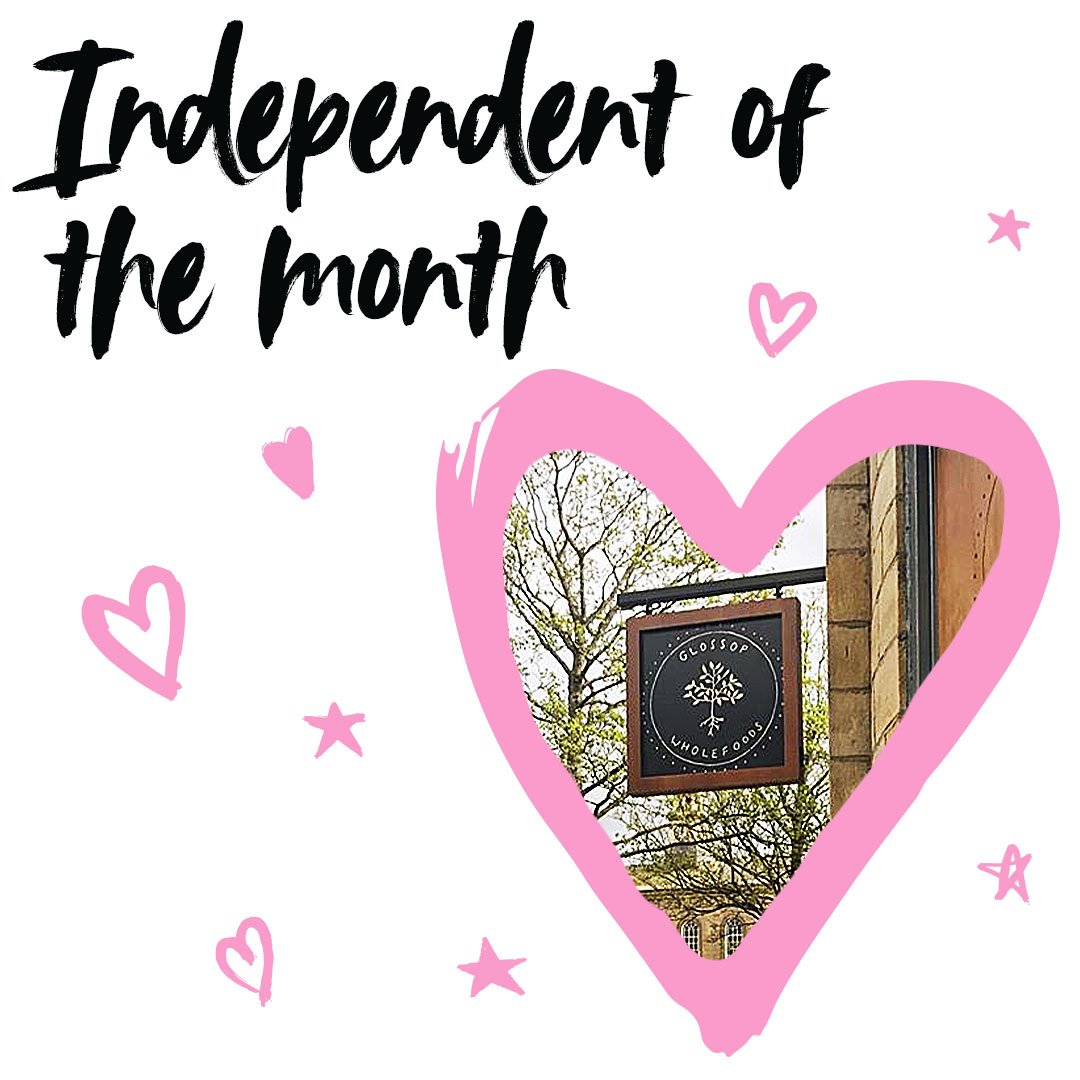 Say hello to this month's independent store of the month - Glossop Wholefoods!  Based at the foot hills of the Peak District, Glossops has a mission to give people access to a wide range of natural and organic products.  Visit their website here: https://www.glossopwholefoods.com/?fbclid=IwAR2n4DSksDIwzjDVPGKU7FaoqqPSs29YIf39oGzjkifzTzckt-KiEd-kU5c…