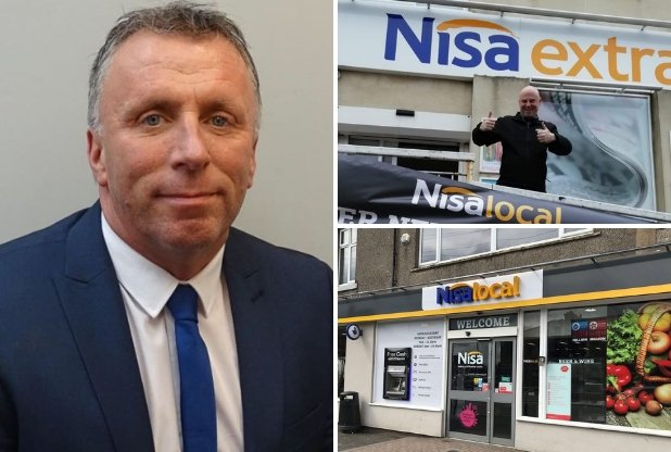 Retailer with ambitions to be the fastest growing independent convenience store chain turns to Nisa for supply:   https://www. business-live.co.uk/retail-consume r/former-sainsburys-executive-turns-nisa-16439566   …  #businessliveUK<br>http://pic.twitter.com/srwTVCrAG6