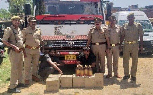 वाराणसी : 50 लाख की शराब के साथ 2 तस्करगिरफ्तार https://www.newslab24.in/rajy/up/varanasi-division/varanasi/2-smugglers-arrested/…