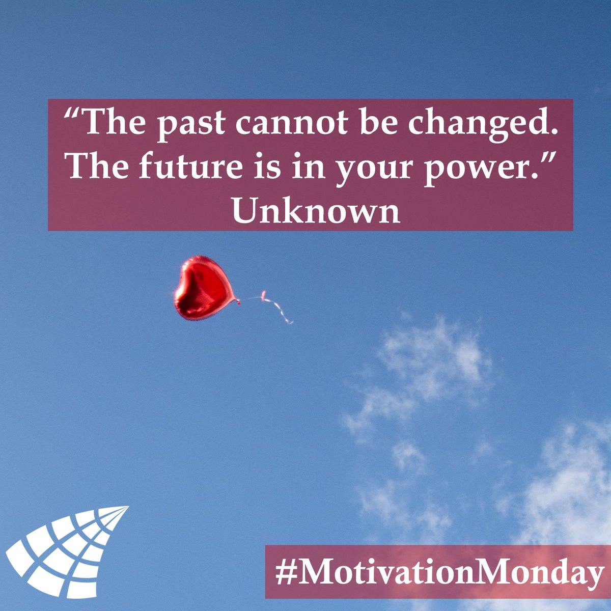 "It's #MotivationalMonday!   ""The past cannot be changed. The future is in your power."" - Unknown    #lifequotes #quotesforlife #quote #motivation #sad #quotes #poetry<br>http://pic.twitter.com/NT0YR5dS6h"