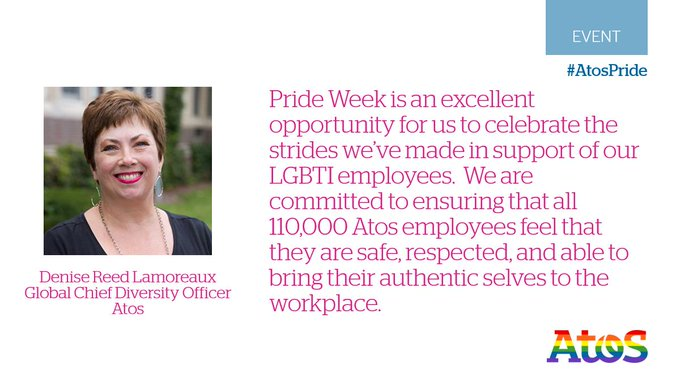 Celebrating #Pride is not just for one week of the year. We are committed to...