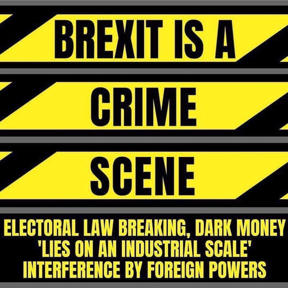 """Brexit has turned this country into a toxic nation.""  When there is criminality involved & it was won by a very small margin (almost 50/50) it's hardly surprising.  How did the might of the Establishment + a bigger campaign budget lose to a bunch of amateurs, hmm? (they cheated)"