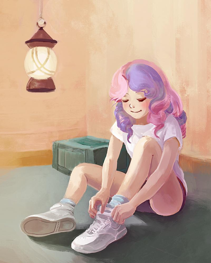 An oldie fanart comm :3 Sweetie Belle humanization #mylittlepony #mlp<br>http://pic.twitter.com/4NQX1mWjCL