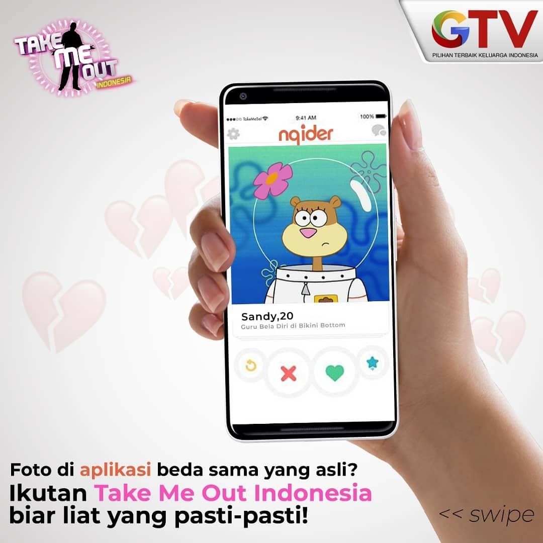 aplikasi dating terpopuler di Indonesia