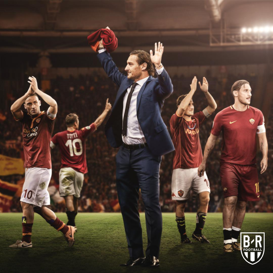@brfootball's photo on Francesco Totti