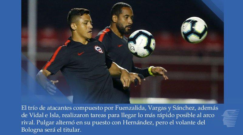 @ElMercurio_cl's photo on Copa América