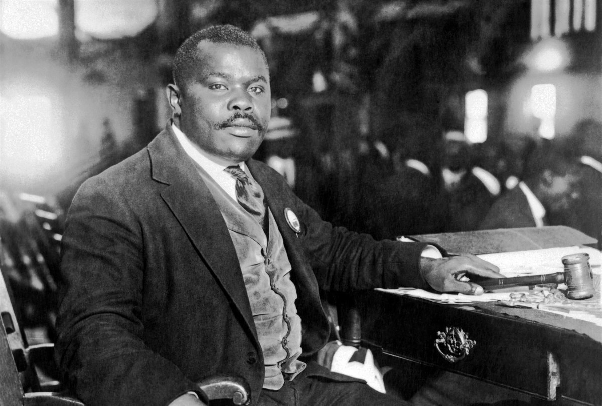 """""""If you haven't confidence in self, you are twice defeated in the race of life. With confidence, you have won even before you have started. """" - Marcus Garvey #MorningJah"""