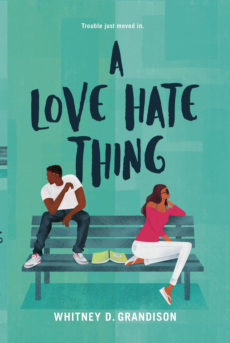 Here's my official cover and jacket for my upcoming debut YA romance A Love Hate Thing out Feb 2020!! #AmWriting #CoverReveal #YACoverReveal<br>http://pic.twitter.com/oaFKbUTTbg