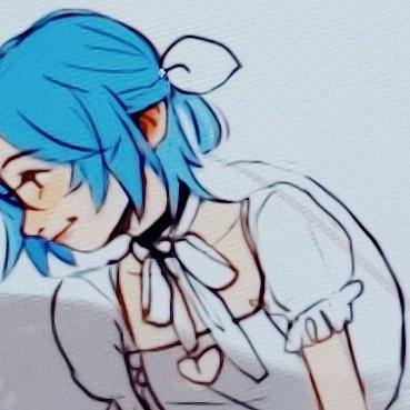 Im still drawing and dying as usual.. Small snippet preview of my current kh zine participation.. Great artist line up for this one.. U guys gonna puke rainbow. #wip #kh #KingdomHearts #aqua #namine<br>http://pic.twitter.com/JfymiNtaME