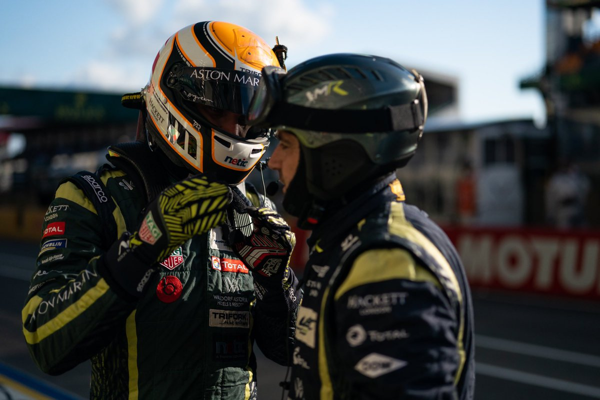 Under the advice of doctors @Marco_sorensen has withdrawn from the @BritishGT this weekend while he recovers from his crash during the @24hoursoflemans. Marco sustained a minor concussion and a small foot injury. He is expected to return before the @FIAWEC prologue in July.