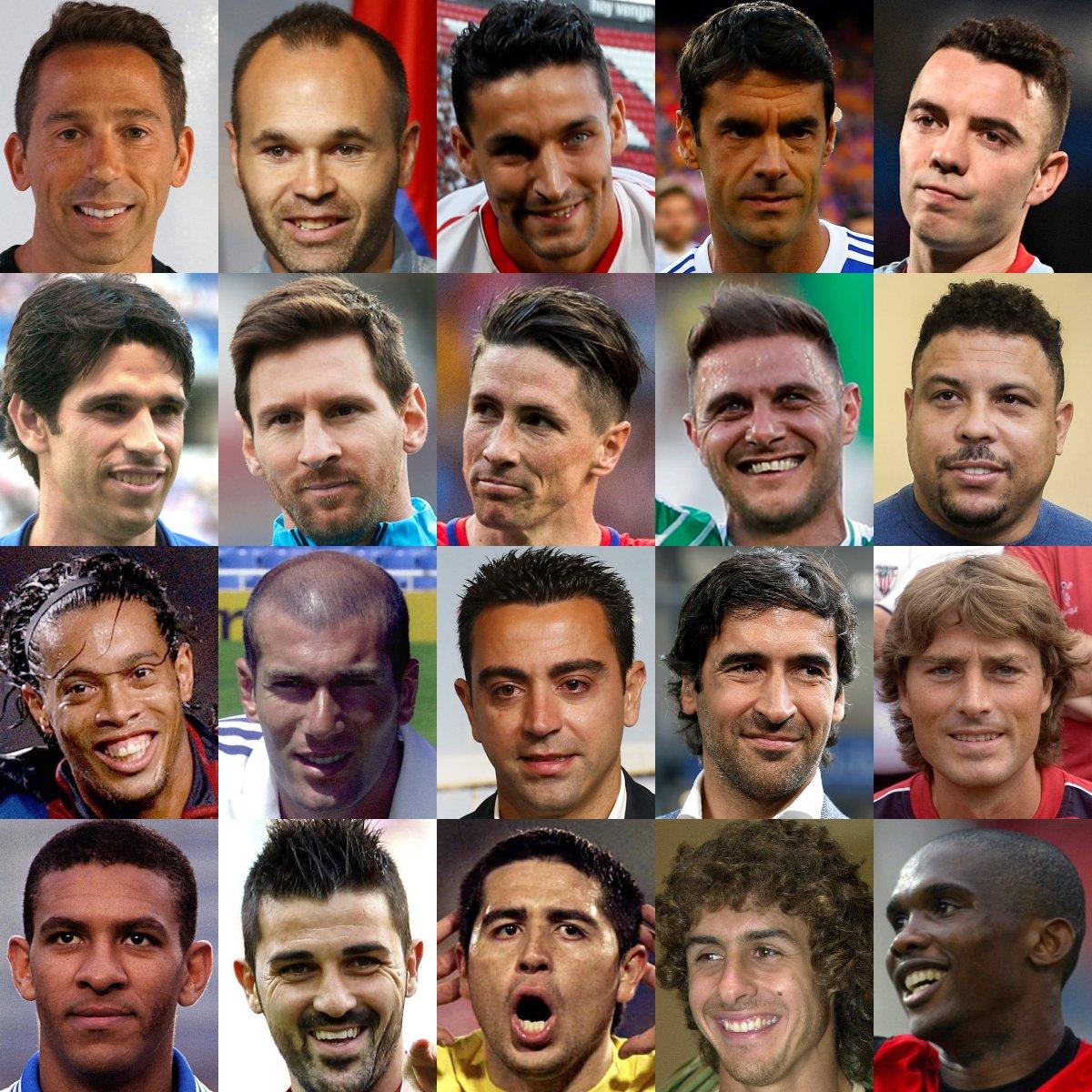 Jugadores elegidos por LaLiga (Foto: LaLiga).