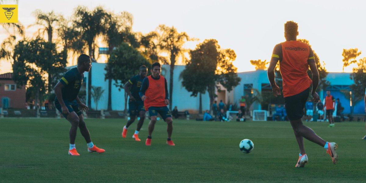 Itinerario viaje a Salvador de Bahía para segundo encuentro por Copa América Brasil 2019 http://bit.ly/2XiymEa