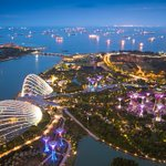 Image for the Tweet beginning: Partner with Singapore on disruptive