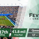 Image for the Tweet beginning: 🎾 The Queens Club Championship