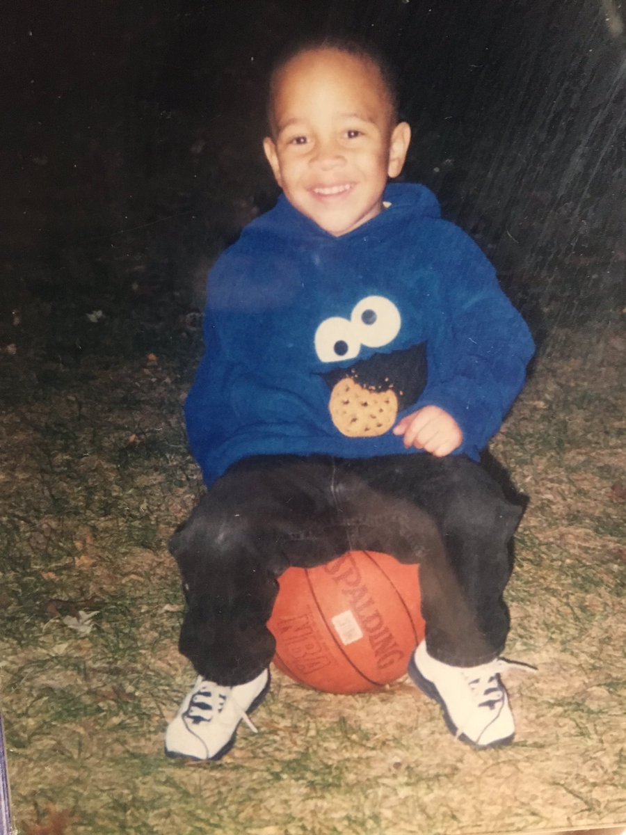 22 years ago I was blessed with a son who always made me smile & today he continues to make me proud & WOW! HAPPY BIRTHDAY PRINCE. LOVE YOU!❤️